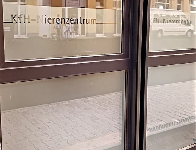 Signpeople Werbetechnik Schaufensterbeschriftung Dekorfolie Sichtschutz